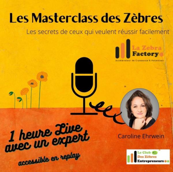 Masterclass Caroline Ehrwein Ellwood