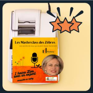 Masterclass La Zebra Factory