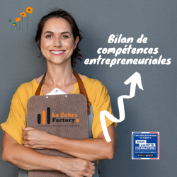 Bilan de compétences entrepreneuriales